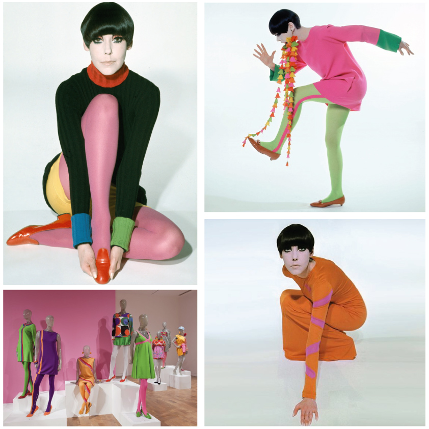 Fashion and style story about Rudi Gernreich